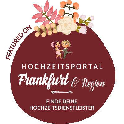 Featured auf Hochzeit & Heiraten in Frankfurt, Rhein-Main-Gebiet